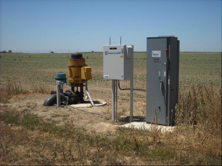 puresense pump control