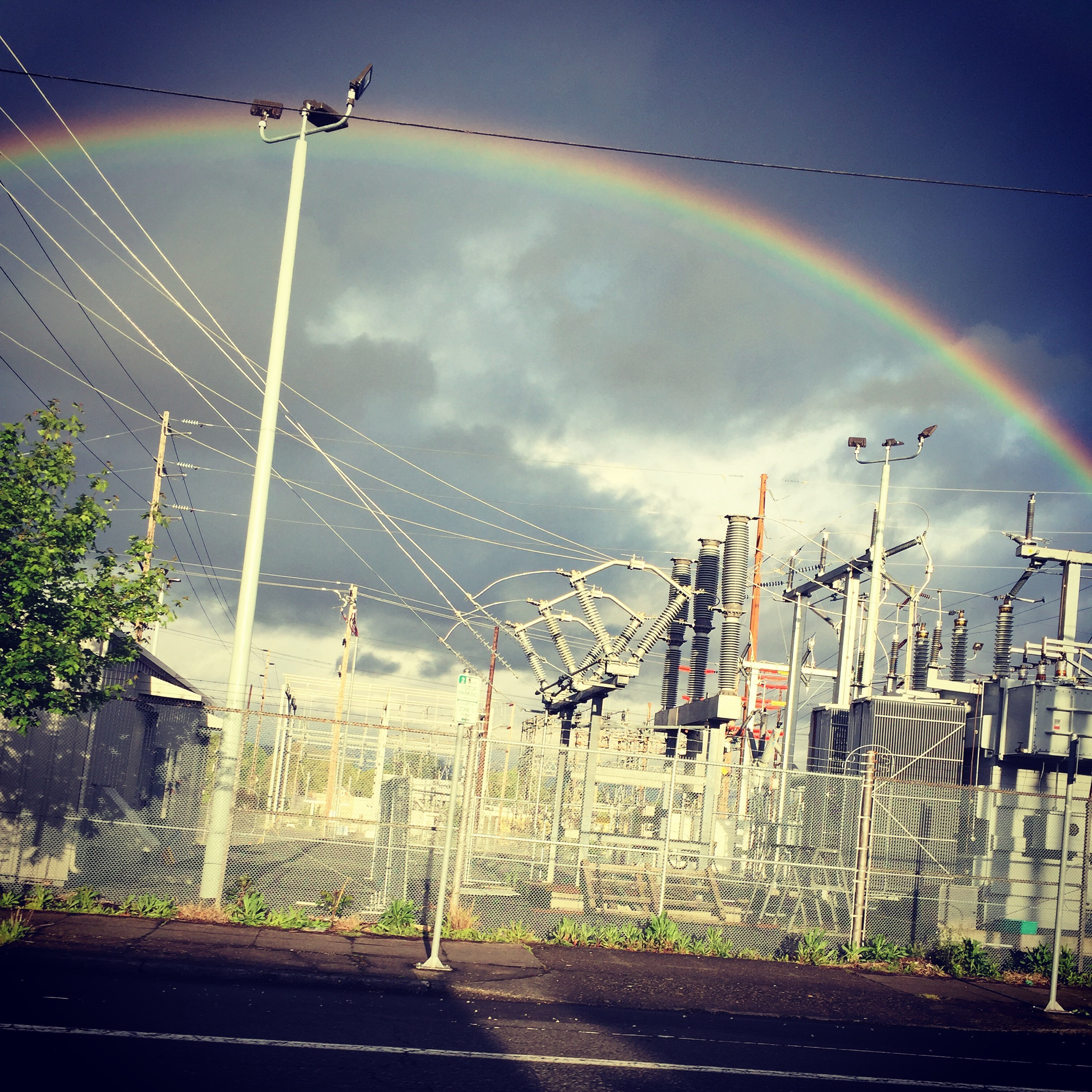 Little rainbow to help us with smart grid development in the Pacific Northwest.
